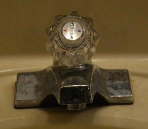 Repair a leaky faucet