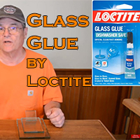 Glass Glue by Loctite