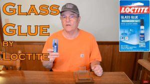 Glass Glue by Loctite