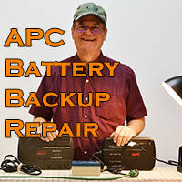 APC Battery Backup Repair