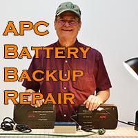 APC Battery Backup Repair